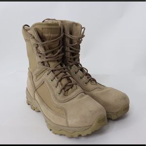 Men's Freedom Hot Weather Desert Tan Military Boot
